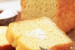 Bizcocho sin gluten para celíacos
