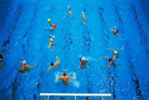 Preolímpico de Waterpolo Edmonton 2012