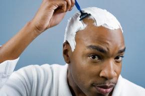 Consejos para lucir una cabeza rasurada