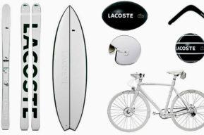 Lacoste lanza su colección de deporte