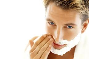 Una gama de productos para el afeitado, Weleda
