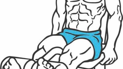 Tonifica tus piernas: extensiones