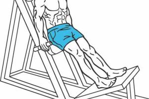 Fortalecer las piernas: sentadillas hack 2