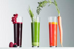 Salud y prevención a base de antioxidantes