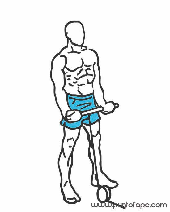 Brazos enormes: ejercicios para los bíceps