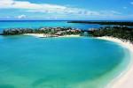 Playa sol y arena blanca para las próximas vacaciones