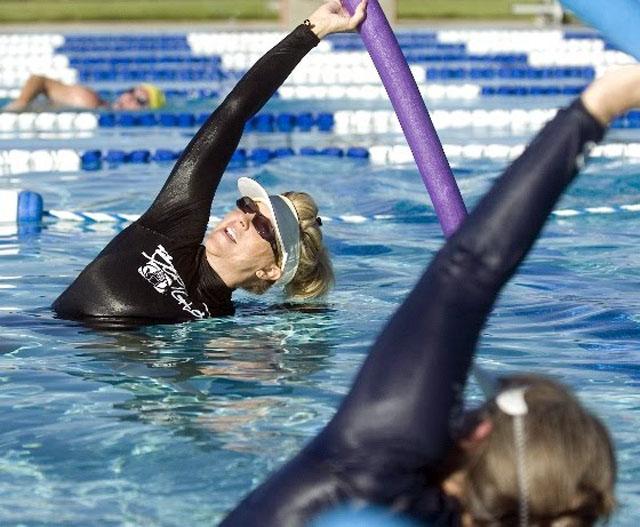 Beneficios del aquafitness para la osteoporosis