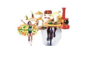 Dieta adecuada para deportistas jóvenes