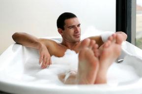 El jabón negro, ideal para la exfoliación corporal