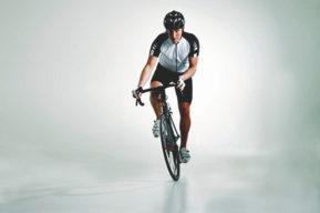 Lesiones más frecuentes en los ciclistas