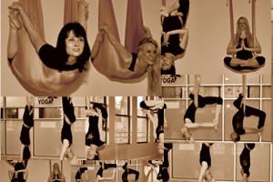 Antigravity o Yoga Antigravedad