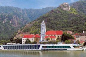 Cruceros fluviales, unas vacaciones diferentes