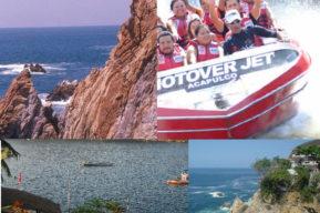 Turismo aventura en Acapulco