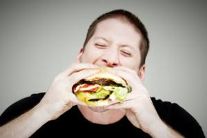 Comer es parte del entrenamiento invisible