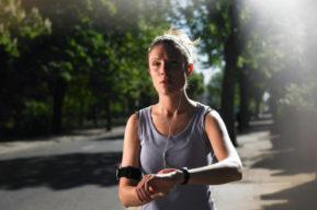 Tecnología para correr