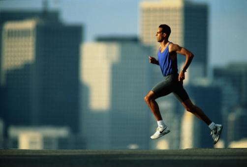 Un corredor mejorando