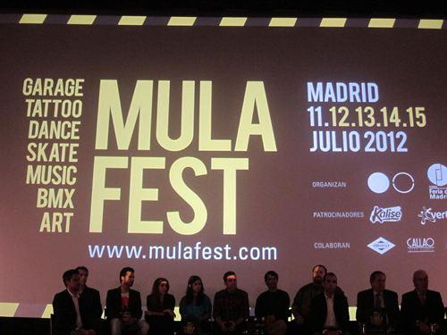 Mulafest, festival de arte urbano