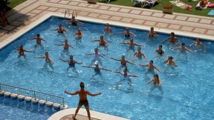 Aquafitness, quema calorías y elimina la celulitis