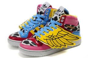 Adidas presenta su colección Originals by Jeremy Scott