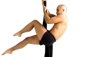 El Fly Yoga, un método aéreo de wellness
