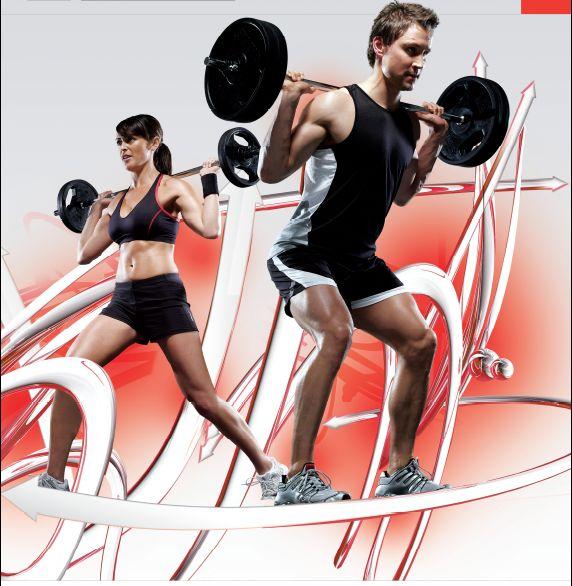Body Pump una fusión de aeróbic y musculación