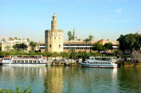 Cruceros por el Guadalquivir