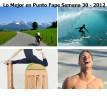 Lo mejor en Punto Fape, semana 30 – 2012