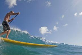 Tarifa, cuna del paddle surf