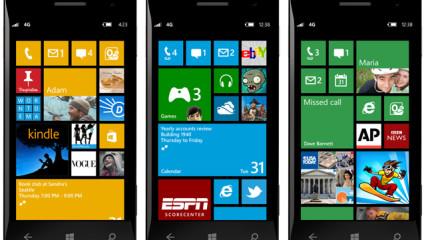 Nueva interfaz de Windows Phone 8