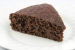 Bizcocho de chocolate y salvado de avena