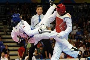 El taekwondo en las Olimpíadas Londres 2012