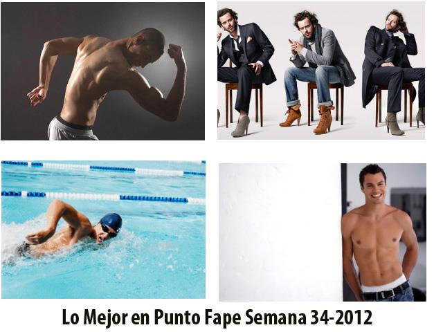 Lo mejor en Punto Fape, Semana 34-2012