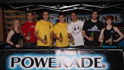 Experiencia Powerade Sport Academy