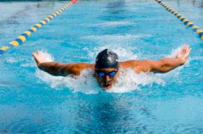 La natación en los juegos Olímpicos