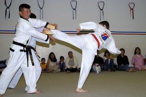 Tae-kwon-do moderno