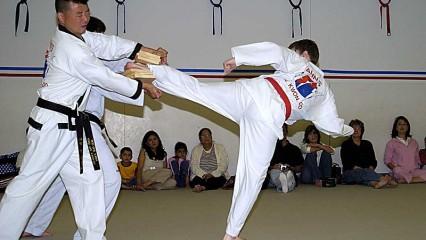 Características del Tae-kwon-do moderno