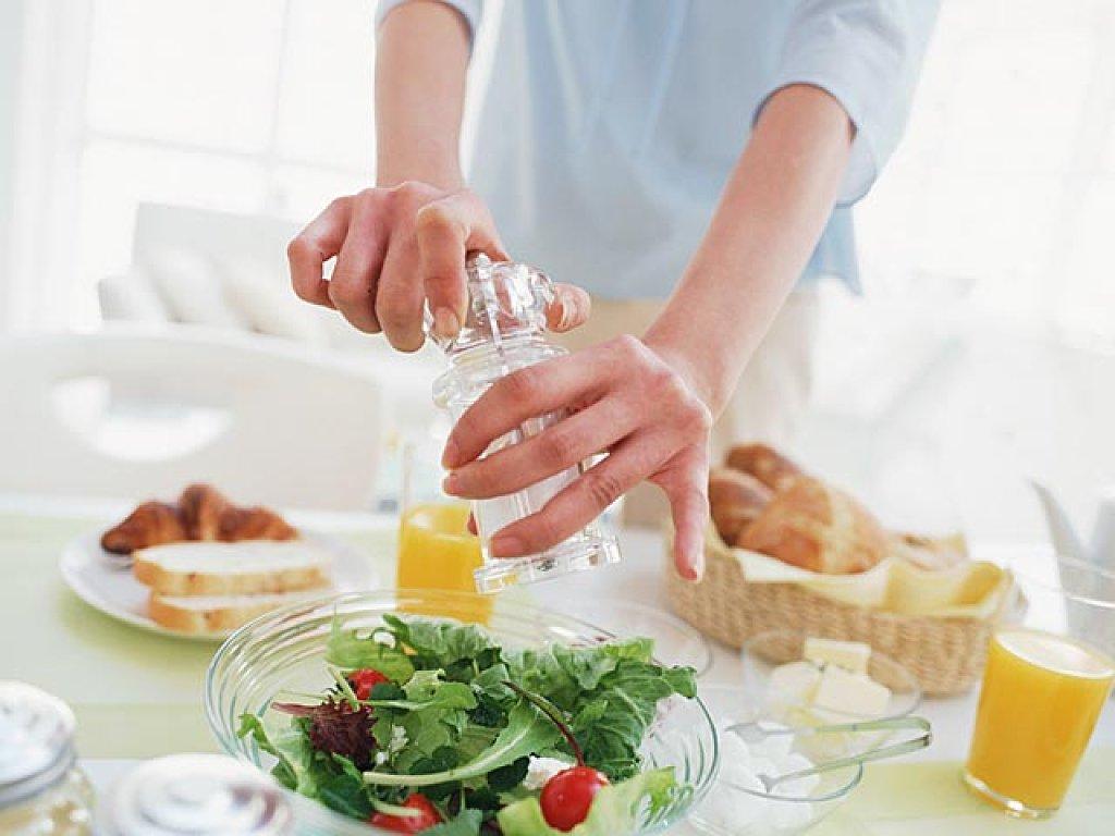 Errores en la dieta