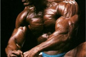 Sergio Oliva y su rutina de entrenamiento