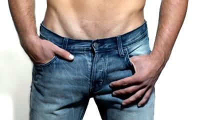 Hombre en Jeans