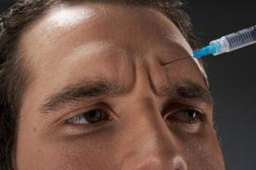 Prevenir la aparición de arrugas en la frente