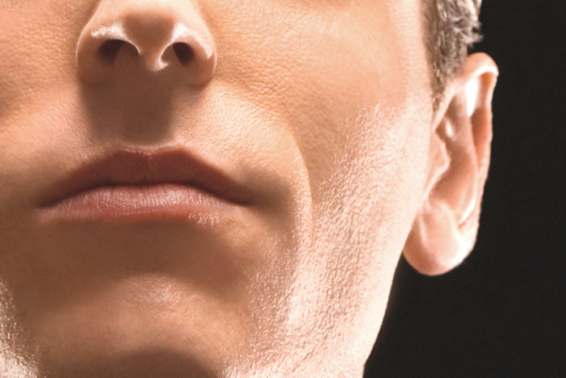 Boca de hombre