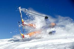 Lesiones de esquí, una cuestión de tiempo