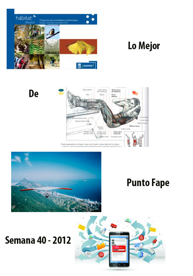 Lo Mejor de Punto Fape Semana 40-2012