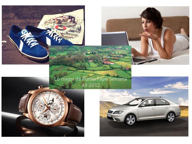 Lo mejor de Punto Fape Semana 43-2012