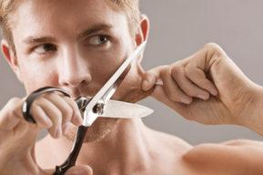La depilación láser de la barba