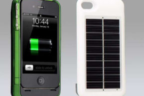 Monster Watts, la carcasa solar para el iPhone
