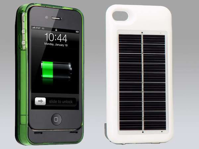 Monster Watts carcasa solar para el iPhone