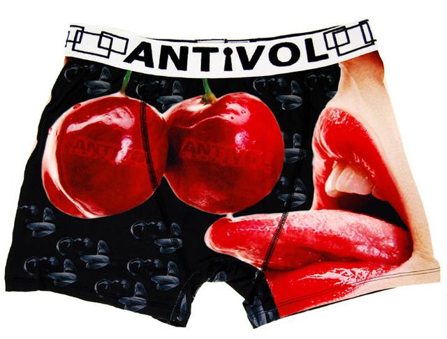 Boxers antivol punto fape for Marcas de ropa interior
