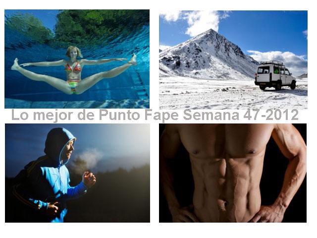 Lo mejor de Punto Fape Semana 47-2012
