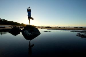 Relajarse con el Yoga 1